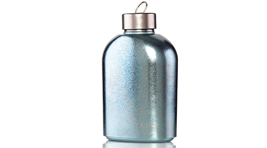 Titanium Water Bottle